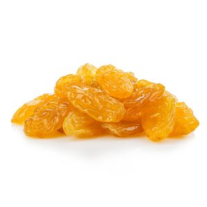 yellow-raisins